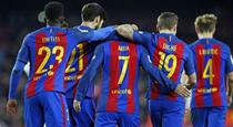 Barcelona, in optimile Cupei Spaniei