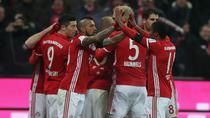 Bayern Munchen, victorie cu RB Leipzig (scor 3-0)