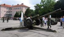 Piesa de artilerie D-30 Howitzer
