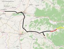 A1 Lugoj - Deva Lot 2 - tronsonul rosu, gata de inauguare in 2016