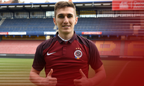 Bogdan Vatajelu a semnat cu Sparta Praga