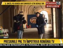 RTV filmeaza Antena 3