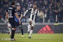 Alex Sandro, gol pentru Juventus