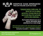 Campanie Hospice Casa Sperantei