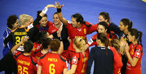 Romania, nationala de handbal feminin
