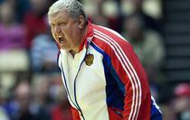 Evgheni Trefilov, antrenorul Rusiei