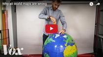 De ce sunt eronate hartile lumii