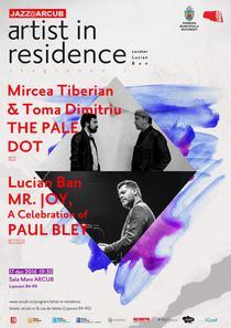 Regal de pian: Lucian Ban, Mircea Tiberian si Toma Dimitriu