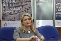 Delia Popescu, ministrul Comunicatiilor