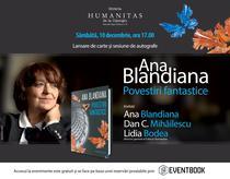 Povestiri fantastice, de Ana Blandiana