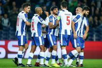 FC Porto, victorie clara cu Leicester (scor 5-0)