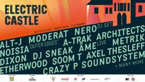 Primii artisti confirmati Electric Castle 2017