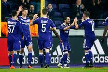 Chipciu si Stanciu au marcat pentru Anderlecht