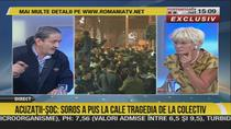 RTV: Soros a pus la cale tragedia din Colectiv