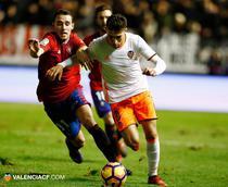 Valencia, doar remiza cu Osasuna