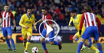 Atletico Madrid vs Las Palmas