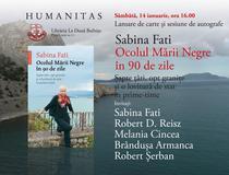 Sabina Fati: Ocolul Mrii Negre în 90 de zile