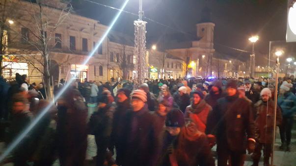 Protest impotriva Avocatului Poporului (2)