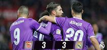 Real Madrid, remiza pe terenul Sevillei
