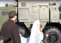 Sfintirea rachetelor din Crimeea