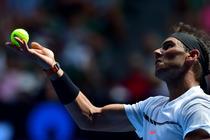Rafael Nadal, la Australian Open