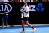 Rafael Nadal, la Australian Open 2017