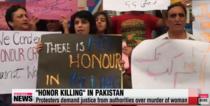 """Pakistan: Proteste fata de """"crimele de onoare"""""""