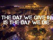 The Day We Give In is The Day We Die