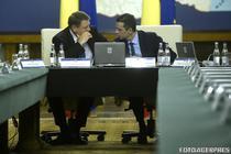 Iohannis si Grindeanu la ultima aparitie a presedintelui la Palatul Victoria