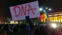 Protest impotriva legii gratierii