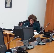 Daniela Pescaru, secretar de stat Finante