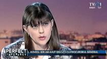 Laura Codruta Kovesi, la TVR 1