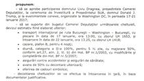 Foto memorandum Dragnea SUA