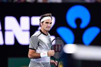Roger Federer, in optimi la Australian Open