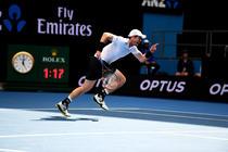 Andy Murray, la Australian Open 2017