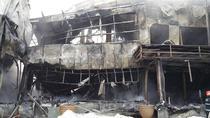 Incendiul de la clublul Bamboo din Capitala