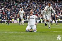 Sergio Ramos, decisiv pentru Real Madrid