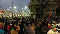 Protest impotriva gratierii, Bucuresti, 22 ianuarie (5)