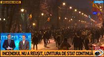 Antena 3 despre protest