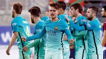 Barcelona, victorie pe terenul lui Eibar