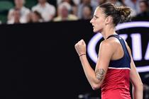 Karolina Pliskova, in sferturi la Australian Open