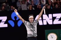 Roger Federer, in finala la AO