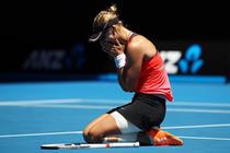 Mirjana Lucic-Baroni, turneul carierei la Australian Open