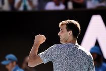 Grigor Dimitrov, in semifinale la Melbourne