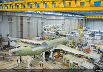 Intr-o fabrica Airbus