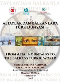 Lumea turcica din Muntii Altai pana in Balcani