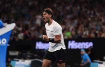 Rafael Nadal, in finala de vis cu Federer, la Australian Open