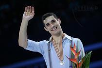 Javier Fernandez, campion european pentru a cincea oara consecutiv