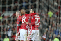 Manchester United, in optimile Cupei Angliei