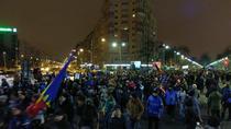 Manifestantii au ajuns la Guvern